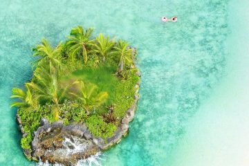 small island Hawaii